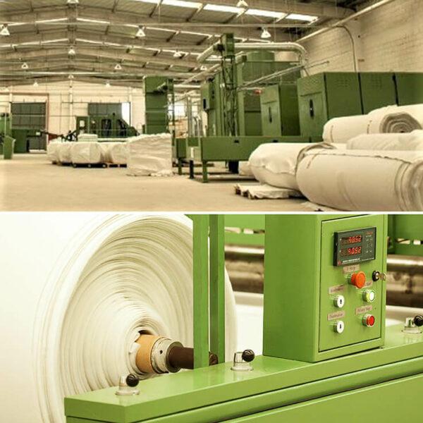 fabricação de feltros industriais