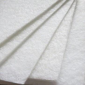 feltros micronados com acabamentos distintos
