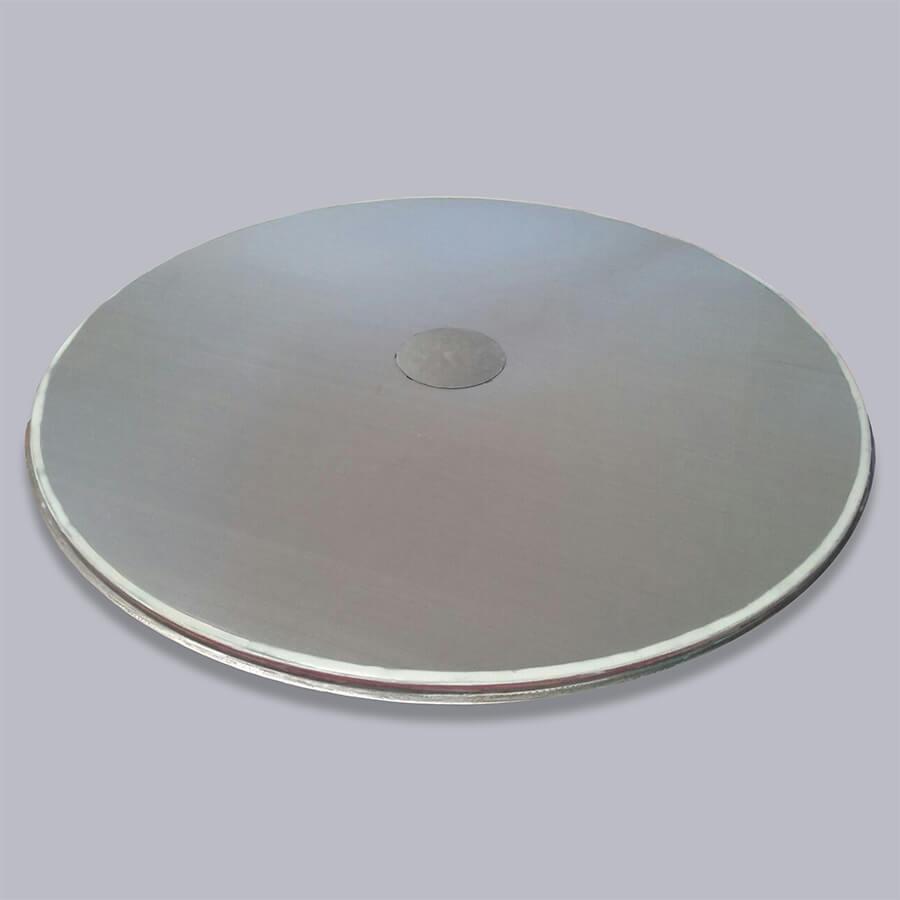 peneira vibratória redonda com aro