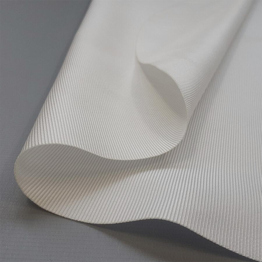 Tecido filtrante em destaque