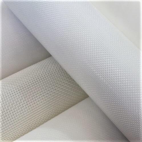 imagem detalhe das telas sintéticas para ponteiras filtrantes